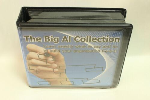 The Big Al Collection 32 CD Set Tom Schreiter Big Al MLM network marketing  CDs