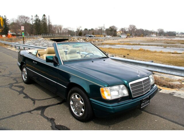 1994 mercedes e320 cabriolet well maintained excellent for Mercedes benz e320 convertible for sale