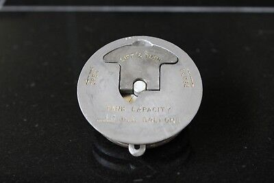 Shaw 416-50 Fuel Cap w/Fluorosilicone O-rings