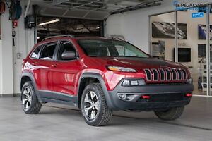 2016 Jeep Cherokee TRAILHAWK **RESERVE** - 4WD MAGS, BTH,CAMERA
