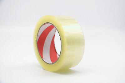 1-6-12-18-24-36-72 Rolls Carton Sealing Packing Tape Box Shipping 110 Yard