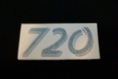 John Deere 720 Decal - Vinyl