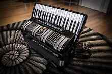 Weltmeister S4 Accordion 120 bass Melbourne CBD Melbourne City Preview