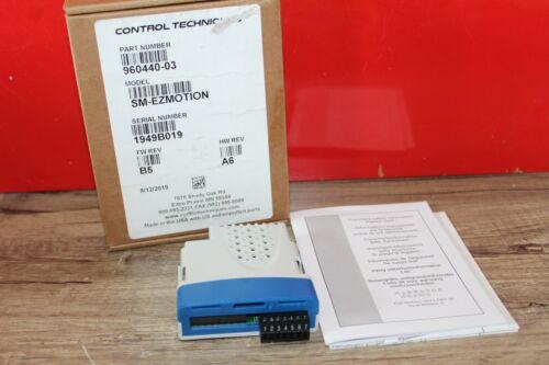 Control Techniques SM-EZMOTION 960440-03 Module OPEN BOX!