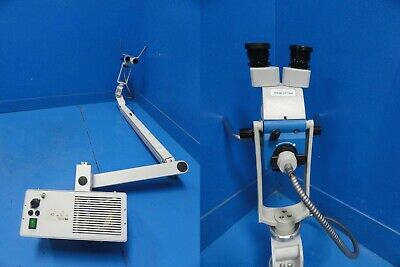 Moller-wedel Spectra 500 655-166 Surgical Microscope Wo Power Supply 22003