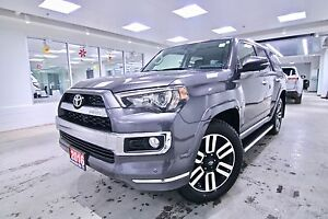 2016 Toyota 4Runner TOYOTA CANADA EXECUTIVE DRIVEN,ONE OWNER,CLE