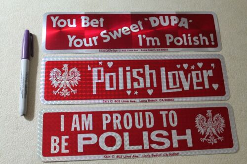 POLISH Poland White Eagle Funny 80