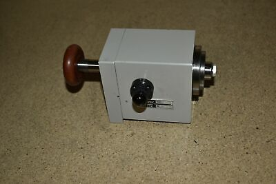 Levin Type 057203 Watchmakers Lathe Headstock - New Old Store Stock- 2