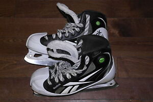 Reebok 7K Goalie Skates - Men's 8.5 (EUR 43, US 10)
