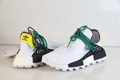 Inspiration Pack (Adidas Pharrell Williams PW HU NMD Inspiration Pack Solar White EE7583 9-12)