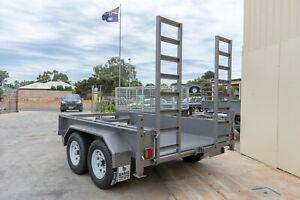 10x6 Tandem Plant Trailer 3500kg ATM Pooraka Salisbury Area Preview