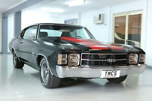 1971 CHEVROLET CHEVELLE SS 454 Mile End West Torrens Area Preview