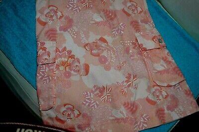 Robe neuve dior 2 ans  rose saumon superbe tres beaux modéle baby dior**