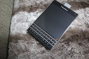 BRAND NEW with STICKERS Blackberry Passport (Unlocked) WOW