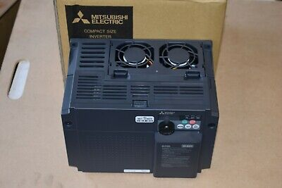 Mitsubishi D700 Fr-d740-120-na Electric Compact Size Inverter 5138978 New