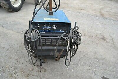 Miller Stick Welder Gold Star 302 Cc Dc Welding Power Source