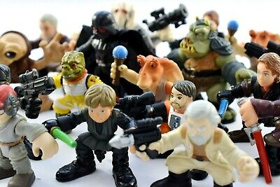STAR WARS GALACTIC HEROES FIGURES SELECTION - MANY TO CHOOSE FROM!!     MOD A
