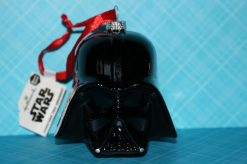 Blown Glass Darth Vader Ornament