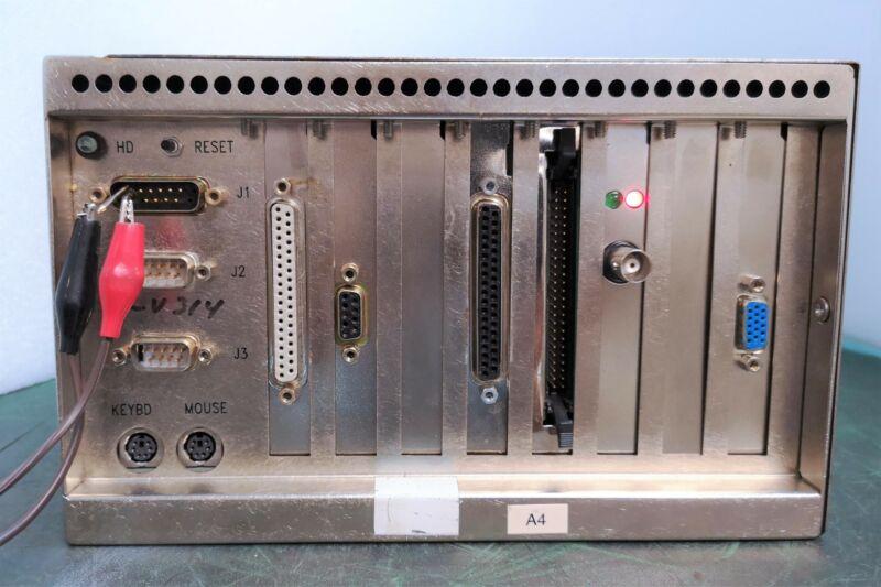 12851 Novellus Assy, System Controller, P100/16meg 02-028522-00