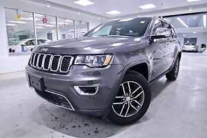 2017 Jeep Grand Cherokee  LIMITED, ONE OWNER, CLEAN CARPROOF, NO