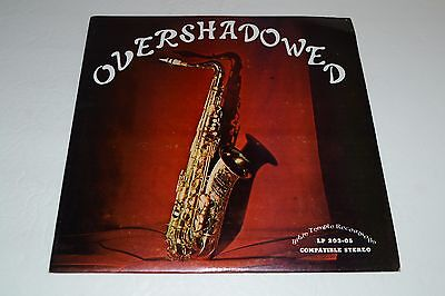 Overshadowed Jimmy Whtie~RARE Private Christian Worship Jazz Saxophone~FAST!!!  Saxophone Worship Music