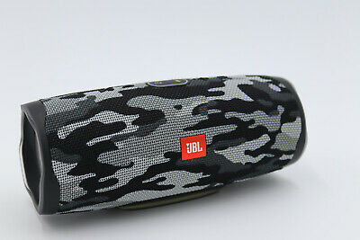 JBL Charge 4 Bluetooth Lautsprecher - White Camouflage NEU