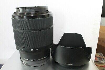 SONY FE 28-70mm f 3.5-5.6 OSS E MOUNT FULL FRAME LENS
