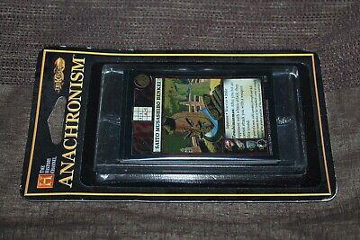 gioco di carte ANACHRONISM - SAITO MUSASHIBO BENKEI