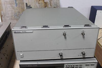 Hp Agilent 89440a Vector Signal Analyzer 89431a Rf Section