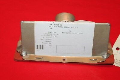 Piper Defroster Air Box 41958-04