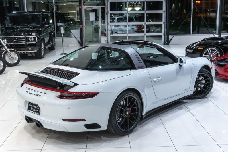 Image 14 Coche Americano usado Porsche 911 Targa 4 GTS 2018