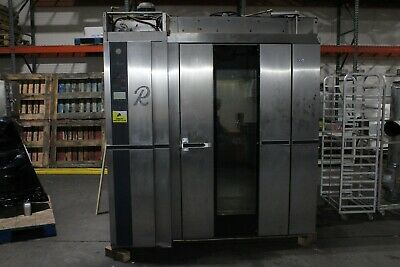 Revent 724 Double Rotating Rack Oven Gas Bakery Convection Steam