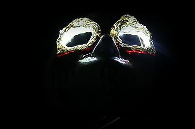 Hollywood Undead mask J-Dog Led (Day of the dead)