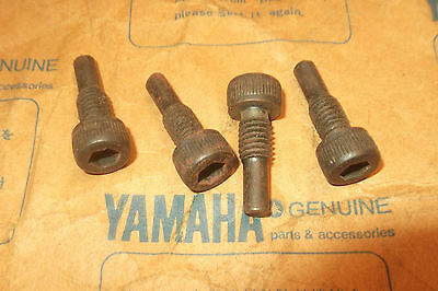 <em>YAMAHA</em> XS500  TX500  19731978  GENUINE ROCKER SHAFT BOLT SET    9010