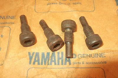<em>YAMAHA</em> XS500  TX500  19731978  GENUINE ROCKER SHAFT BOLT SET    9010