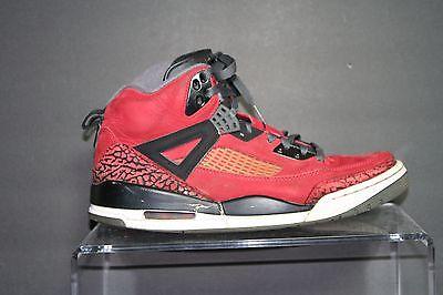 Nike Air Jordan Spizike Toro Bravo Sneakers Athletic Multi Hipster Mens 9 5
