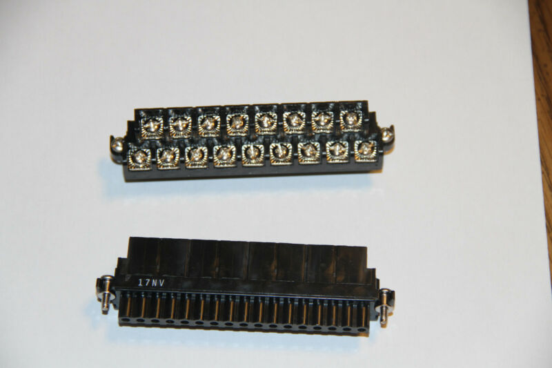 1764-RPLTB1 17pt Terminal Blk for MicroLogix 1500