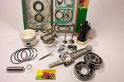 The Ultimate Engine Restoration Rebuild Kit Kohler K301 12HP STD Piston STD Rod Piston Rebuilding Kit