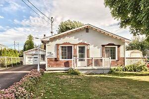 Maison à vendre - 1736 rue Langevin, Saint-Hubert - 21624720