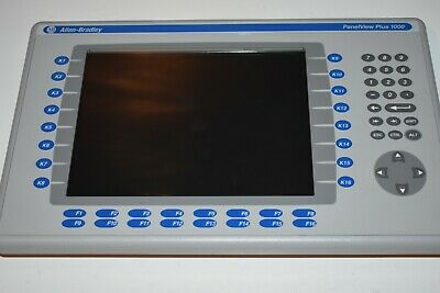 2711p-rdb10c Allen Bradley Panelview Plus Display Module 2017