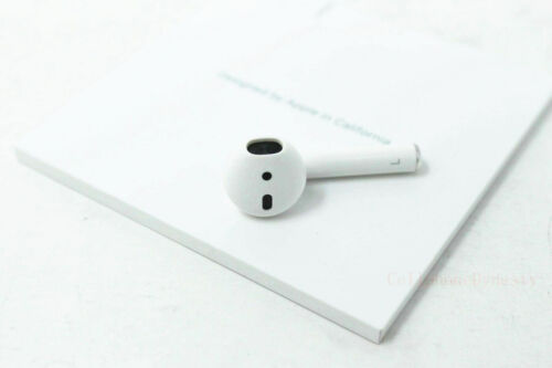 Apple AirPods 2nd Generation Earbuds Replacement (LEFT SIDE ONLY Authentic !!!)