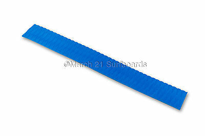 Skimboard Traction Pad Bar Grip Blue Surfboard SUP Surf Paddle Shortboard