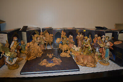 Fontanini vintage nativity set
