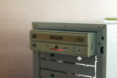 Graveur PHILIPS DVDR1640 (front leds) CD/DVD Burner IDE/PATA