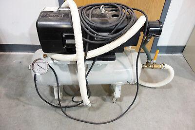 Busch Industrial Vacuum Pump Sv 1040 B 000 Inxx Sv1040 230388099732