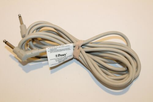 Posey 8282 Nurse Call Cable Connects control unit to Nurse Call System