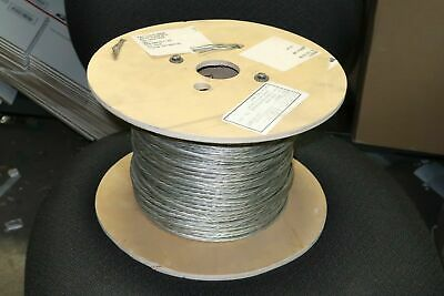 New Allied Wire Cable - 6 Tin Plated 7 Strand Copper Wire 6awg 500ft Spool