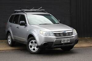 2008 Subaru Forester X Manual SUV Mile End South West Torrens Area Preview