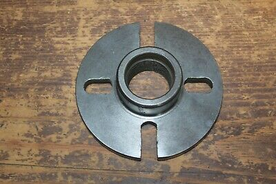 South Bend Lathe Face Dog Dawg Plate 5 58 Dia. 8 X 1 34 Bore Solid Nice