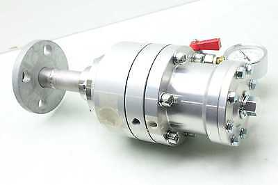 Custom Ultra High Vacuum Spring Loaded Pressure Relief Safety Valve 150psi